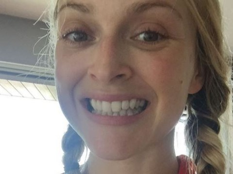 Fearne Cotton is trying to kick-start a new make-up free selfie campaign for all the right reasons