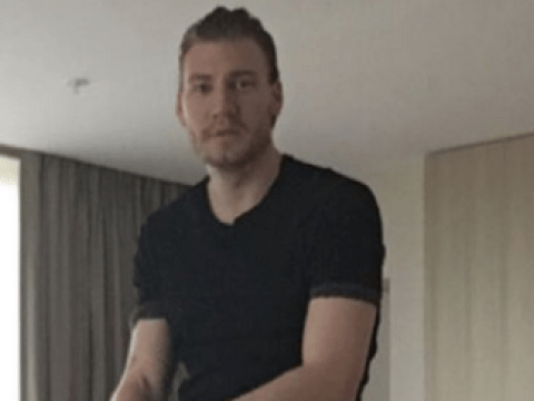 Nicklas Bendtner claims to be 'hot, young and full of fun' as things start to get weird
