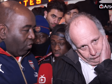 Arsenal fan in furious Arsene Wenger rant after Southampton draw