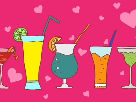 14 Valentine's Day cocktails every single person will fall in love with