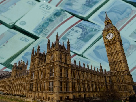 MPs are getting a 1.3% pay rise (an increase of £1,000 to £74,962)