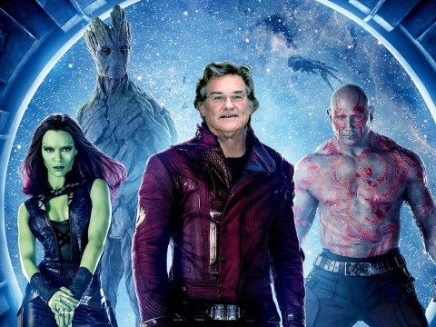 Confirmed: Kurt Russell will star in Guardians Of The Galaxy 2