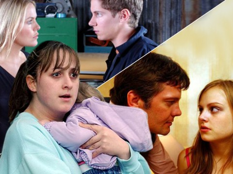How times have changed! Weird storylines involving our soap favourites that everyone has forgotten about
