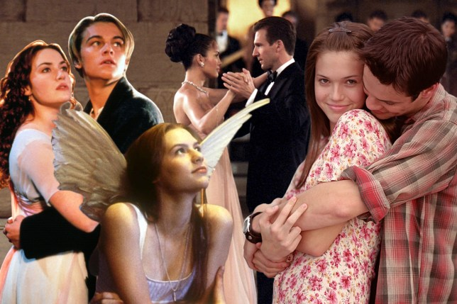 20 romantic movies ranked from worst to best Rex