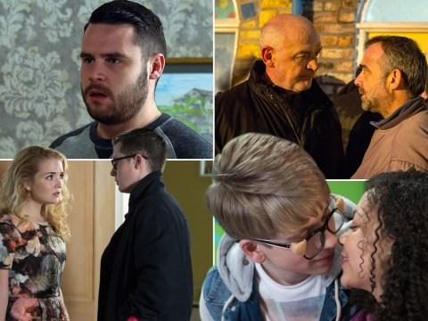 25 soap spoilers: EastEnders confessions, Emmerdale attack, Hollyoaks murder plot, Corrie drugs fight