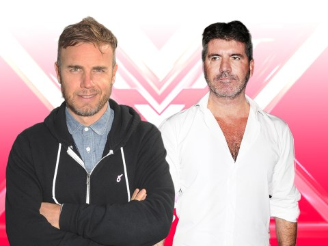 Gary Barlow and Simon Cowell haven't spoken for THREE years, apparently