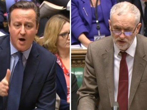 Yes, the Prime Minister and Jeremy Corbyn did just have a 'your mum' slanging match
