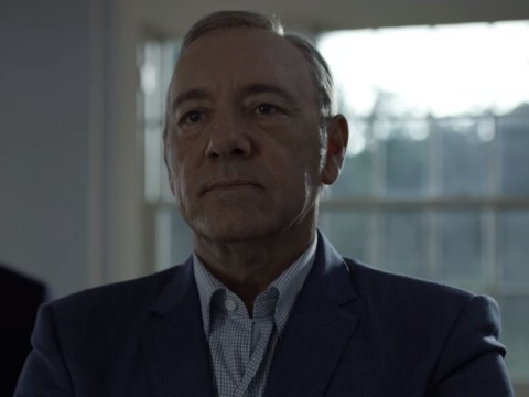 Blood-stained House Of Cards series four trailer suggests the drama is back on form