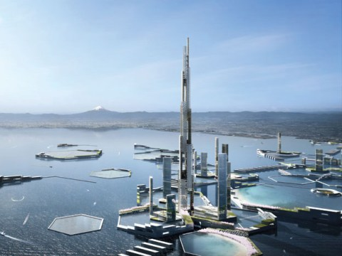 Here's what the new 'world's biggest skyscraper' is going to look like