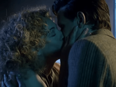 Valentine's Day Doctor Who – the top 10 kisses in space and time
