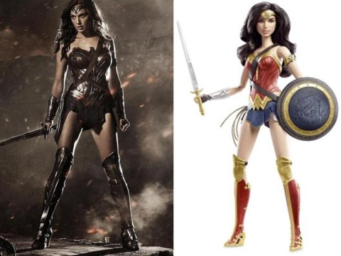 Someone needs to have a word with Mattel about their Wonder Woman Barbie