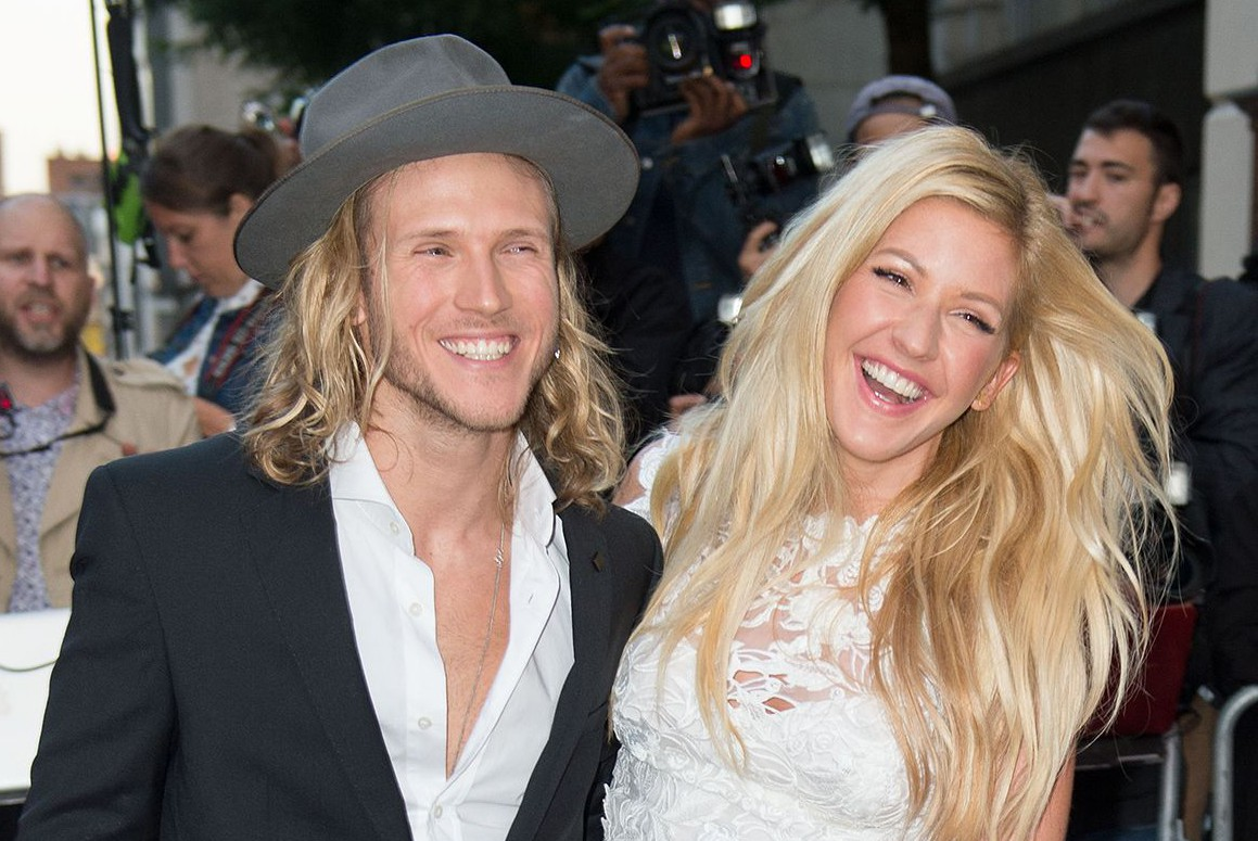 Ellie Goulding and Dougie Poynter spark reunion rumours after romantic night out