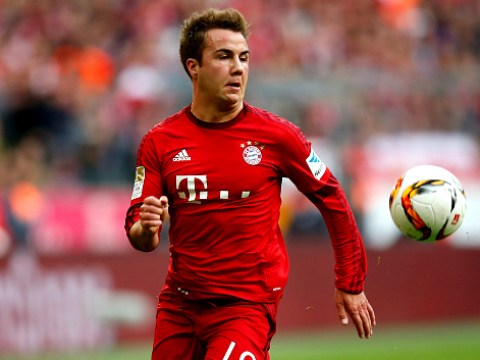 Liverpool line up transfer deal for Bayern Munich's Mario Gotze