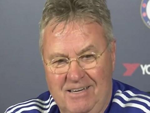Guus Hiddink accidentally trolled Radamel Falcao's injury record before Watford v Chelsea