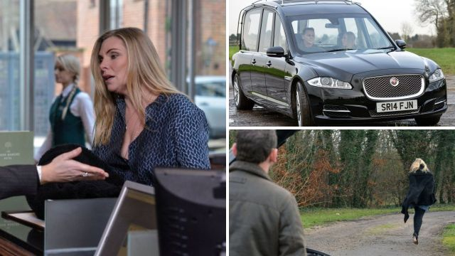 EastEnders spoilers: Ronnie rushes to stop Jack's shock wedding – but will she make it to the altar in time?