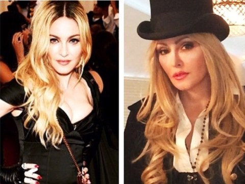 Madonna impersonator Chris America reckons she can charge up to $35k per appearance