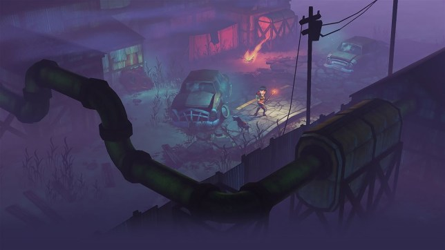 The Flame In The Flood (XO) - the horror of survival