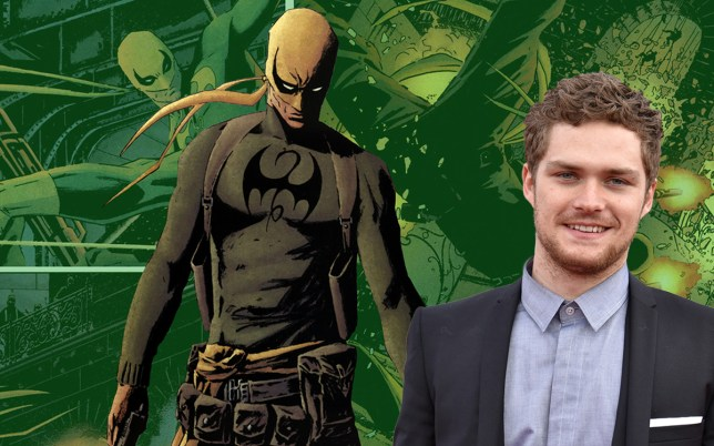 Finn Jones is Iron Fist – What do we know about the Netflix show now?