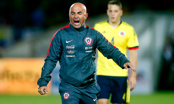 Jorge Sampaoli now lined up for Chelsea job after U-turn