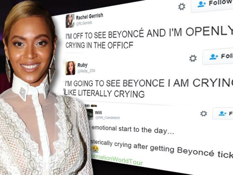 Tickets have gone on sale for Beyonce's UK tour and her fans can't cope