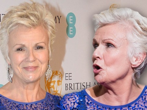 Julie Walters loses diamond earring 'worth more than her house' at BAFTAs