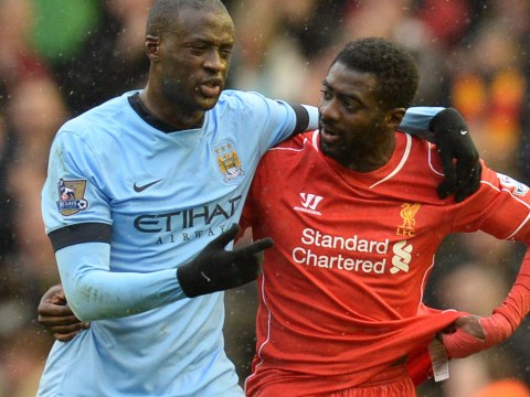 Kolo Toure: 'I'd take out Yaya if he was clean through on goal'