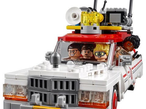 New Ghostbusters film gets its own LEGO set and it's seriously badass