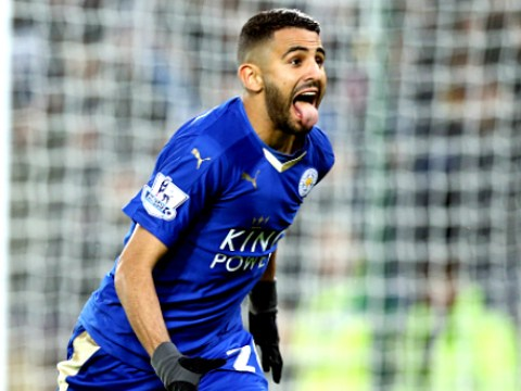 Arsenal want Riyad Mahrez transfer as Leicester accept he'll leave