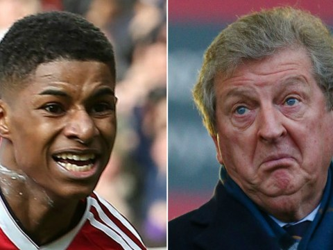 Odds slashed on Manchester United's Marcus Rashford making England's Euro 2016 squad