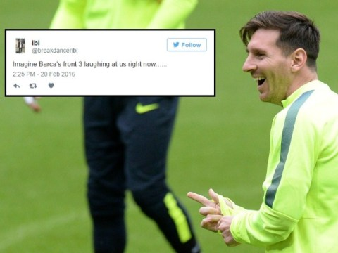 Arsenal fans think Barcelona will be laughing at them after draw v Hull in FA Cup