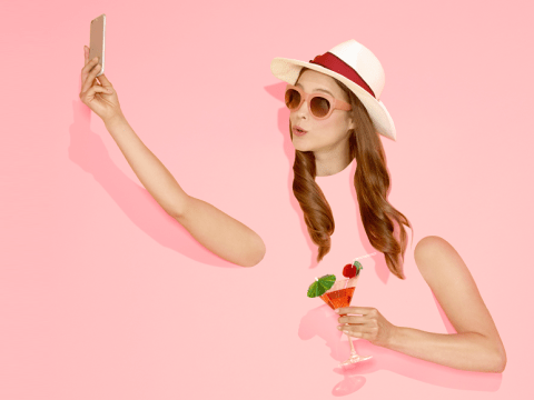 You'll soon be able to pay for things using your selfies