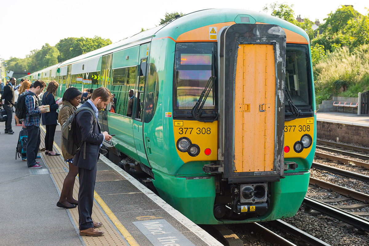 Commuter loses case against Southern Rail for 'continuous delays'