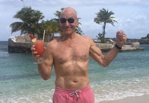 Patrick Stewart is the absolute king of Twitter, and here's why