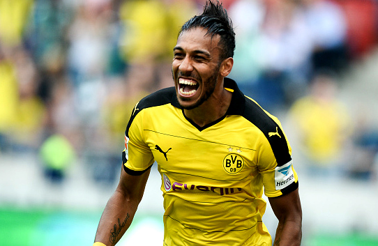 Manchester United chiefs hold meeting over Pierre-Emerick Aubameyang transfer