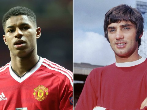 Marcus Rashford breaks George Best's Manchester United record of being youngest European goalscorer