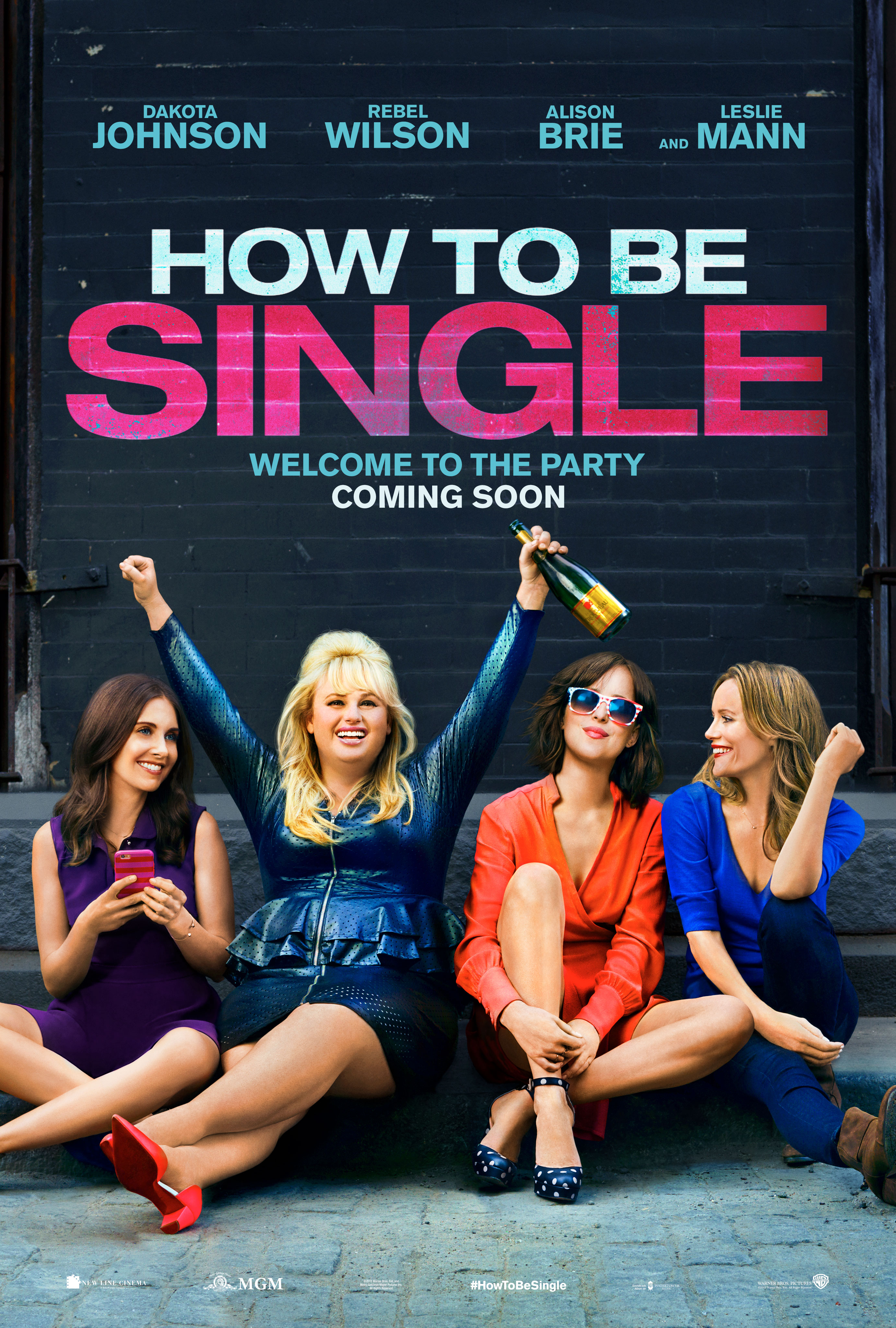 The cast of How To Be Single talk Beyonce