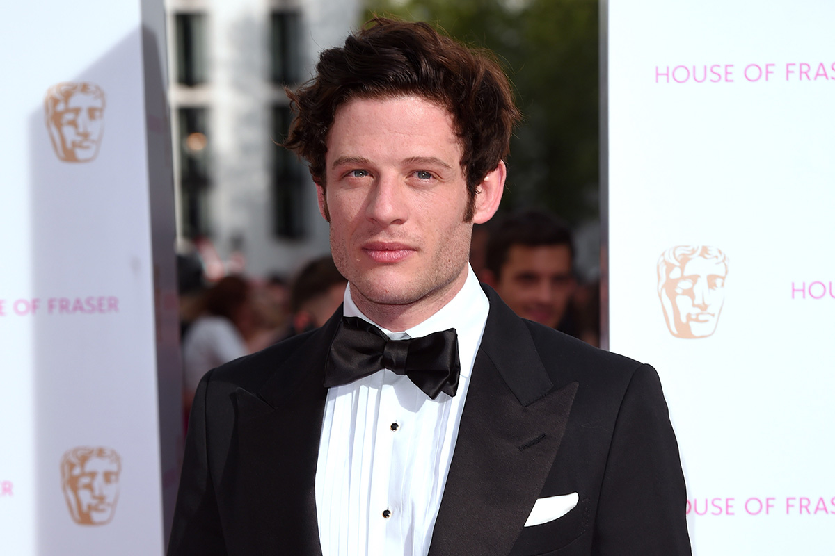Odds slashed on War and Peace star James Norton being the next James Bond