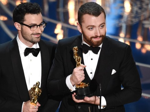 Sam Smith was the first openly gay man to do a lot of things…