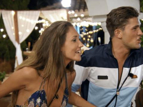 Ex On The Beach season 4 episode 4: Megan McKenna has a full-on melt down over Jordan Davies' 'pikey' ex-girlfriend Lacey Fuller