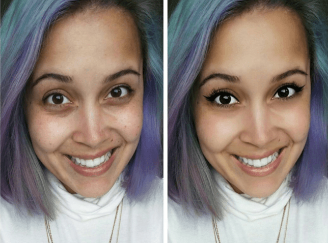 Instagrammers Share Selfies To Show How Easy It Is To Make Yourself