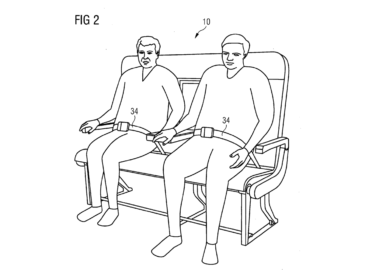 Airbus Has Designed New Special Seats To Fit Obese People