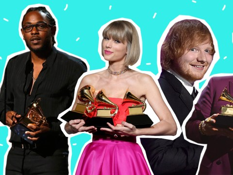 Grammy winners 2016: Ed Sheeran to Taylor Swift to The Weeknd – the list in full