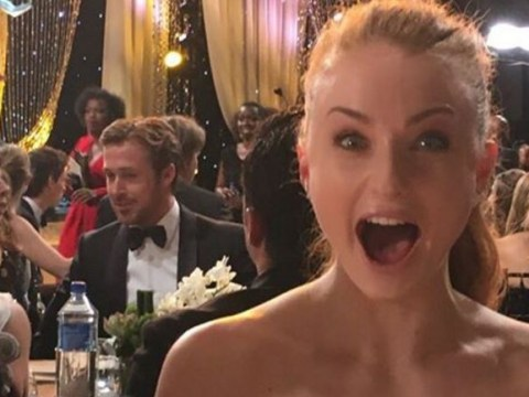 Game Of Thrones' Sophie Turner fangirling over Ryan Gosling is all of us