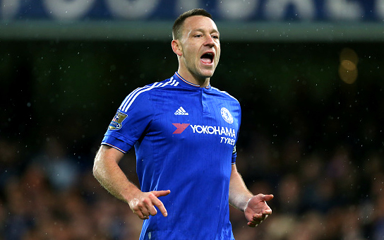 Rumour: West Ham want transfer of Chelsea captain John Terry