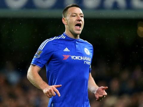 Rumour: West Ham want transfer of Chelsea captain John Terry
