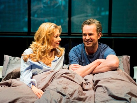 Could Matthew Perry's West End show The End Of Longing BE any more panned?