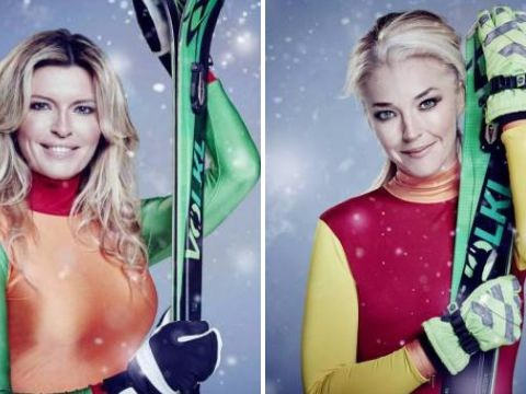 The Jump 2016: Contestants 'put on a sex ban' before races