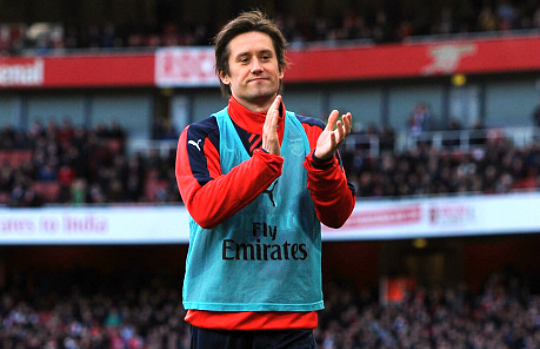 Rumour: Tomas Rosicky's Arsenal career over after new injury blow