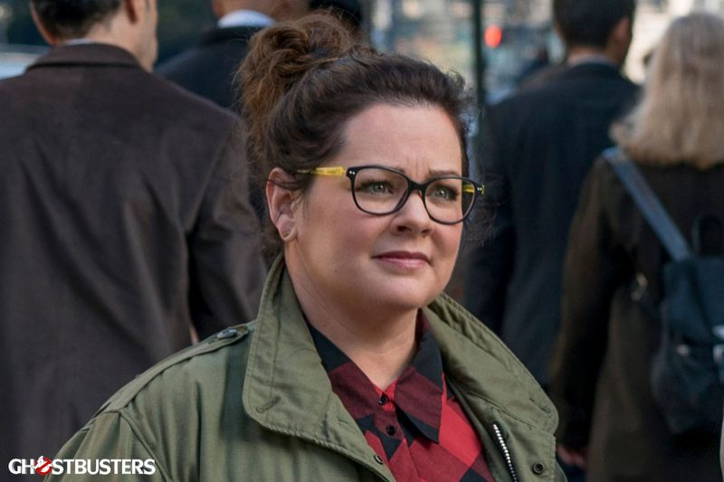 Melissa McCarthy has a few words for haters of the Ghostbusters reboot