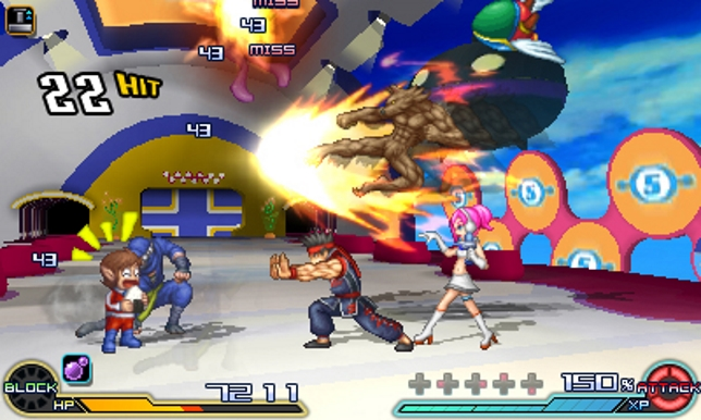 Project X Zone 2 (3DS) - if you can name all these characters award yourself 10 Internet points